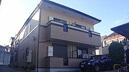 大阪府羽曳野市西浦6丁目の賃貸アパートの外観