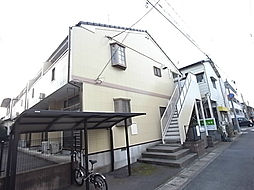 シャルム・松戸[202号室]の外観