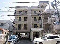愛知県名古屋市中村区小鴨町の賃貸マンションの外観
