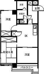 茨城県つくば市吾妻4丁目の賃貸マンションの外観