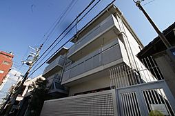 La CASA阪南町[3階]の外観