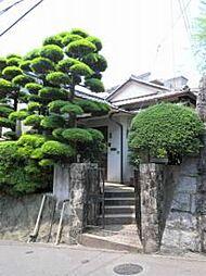 中岡荘[1階]の外観