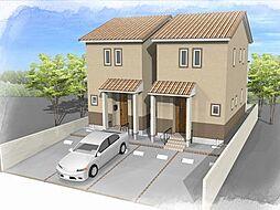 仮称 新居町アパート[A号号室]の外観