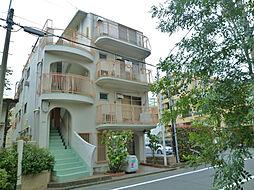 松岡マンション[302号室]の外観