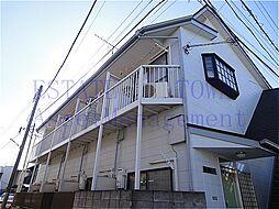 東京都世田谷区中町4丁目の賃貸アパートの外観