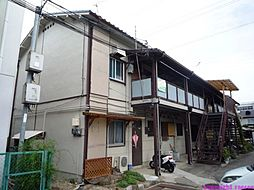 兵庫県伊丹市荒牧南3丁目の賃貸アパートの外観