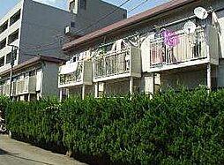 石川台アパート[203号室]の外観