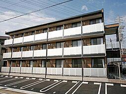 レオパレス小田井[1階]の外観