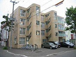 パレスエスカール[3階]の外観