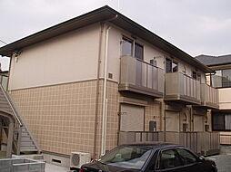 ホタルハイツ[2階]の外観