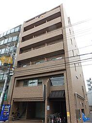 京都府京都市下京区西高辻町の賃貸マンションの外観