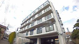 大阪府東大阪市菱屋東1丁目の賃貸マンションの外観
