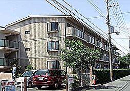 京都府京都市西京区樫原山路の賃貸マンションの外観