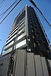 プレサンス塚本駅前[3階]の外観