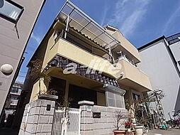 [一戸建] 兵庫県神戸市灘区中郷町1丁目 の賃貸【/】の外観