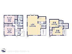 堀切菖蒲園駅 4,690万円