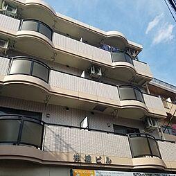 祥城ビル[2階]の外観
