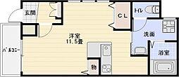 マービーハウス[1階]の間取り