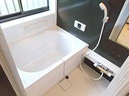 浴室は新品ハウ...
