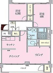 富岡シーサイドコーポB号棟