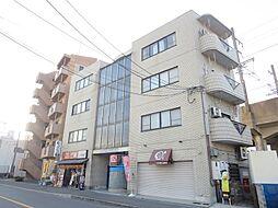 大阪府四條畷市岡山東2丁目の賃貸マンションの外観