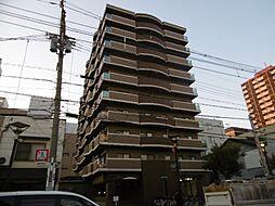 昭和グランドハイツ阿倍野[401号室号室]の外観