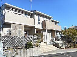 [テラスハウス] 神奈川県茅ヶ崎市若松町 の賃貸【/】の外観