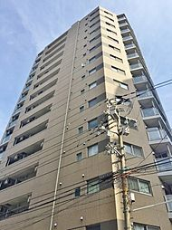 エコロジー立売堀レジデンス[11階]の外観