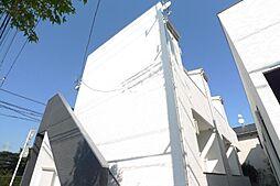 千葉県柏市北柏3丁目の賃貸アパートの外観
