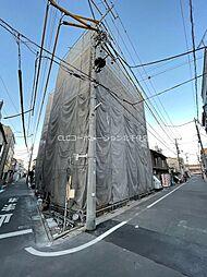 東京メトロ日比谷線 北千住駅 徒歩8分の賃貸アパート