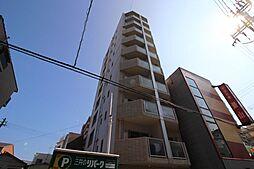 シティフラット六甲道[6階]の外観