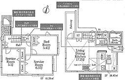 東京都目黒区平町2丁目