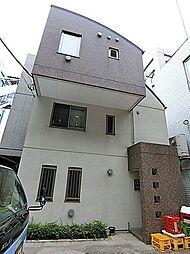 東京都三鷹市下連雀1丁目の賃貸マンションの外観