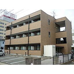 愛知県名古屋市西区児玉3丁目の賃貸アパートの外観