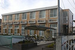 埼玉県さいたま市見沼区深作3丁目の賃貸アパートの外観
