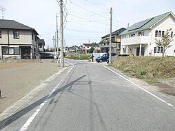 (前面道路)道...