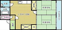 TKBLDII[2階]の間取り