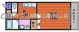 アクセスワケII[1階]の間取り
