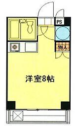 シャイニングコートMKN[2階]の間取り