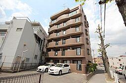 愛知県名古屋市中川区野田1丁目の賃貸マンションの外観