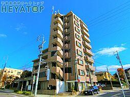 愛知県名古屋市瑞穂区八勝通3丁目の賃貸マンションの外観