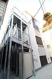 神奈川県横浜市中区元町5丁目の賃貸アパートの外観