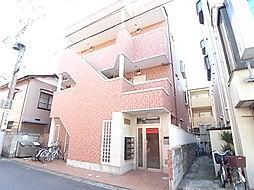 ビューパレス松戸東[201号室]の外観
