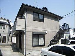 東京都品川区西五反田5丁目の賃貸アパートの外観