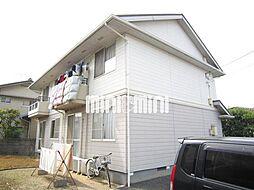 [テラスハウス] 岡山県岡山市中区関 の賃貸【/】の外観