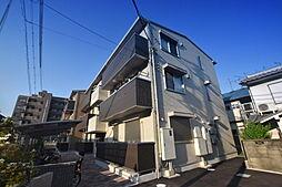 (仮称)D-room沢田2丁目[3階]の外観