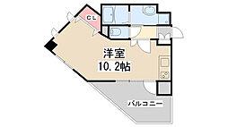 シンリョーステイツ桜木[305号室]の間取り