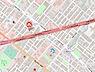 地図,1LDK,面積31.05m2,賃料4.3万円,札幌市営東西線 宮の沢駅 徒歩3分,JR函館本線 発寒駅 徒歩13分,北海道札幌市西区宮の沢一条3丁目