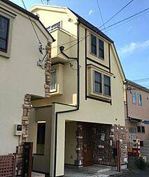 [一戸建] 東京都調布市調布ケ丘4丁目 の賃貸【/】の外観