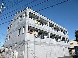 フォレストピア[2階]の外観